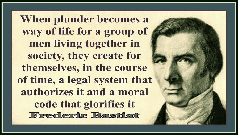 Protectionism and Plunder